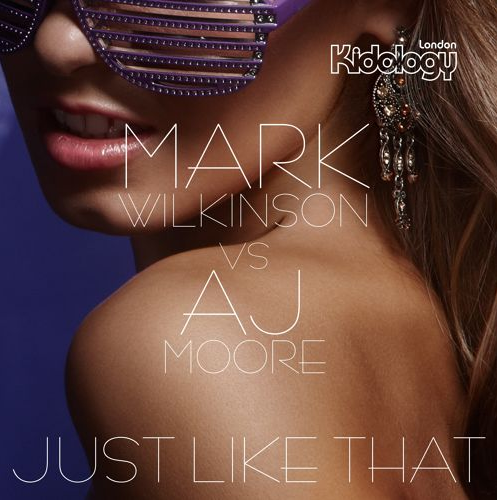 JUST LIKE THAT - REMIX ARTWORK